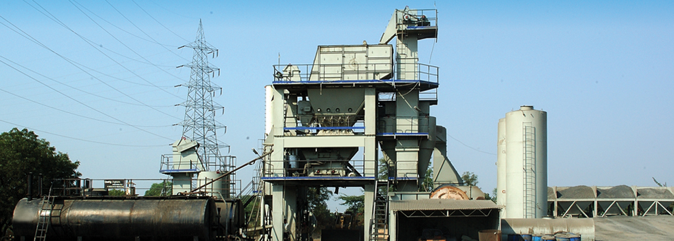 Asphalt Drum Mix Plant - Manufacturer and Supplier