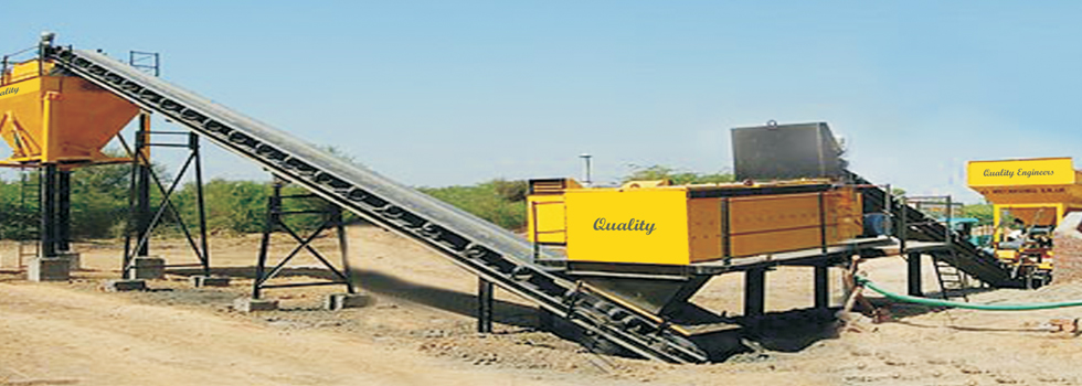 Soil Stabilizing Plant & Wet Mix Plants - Manufacturer and Supplier